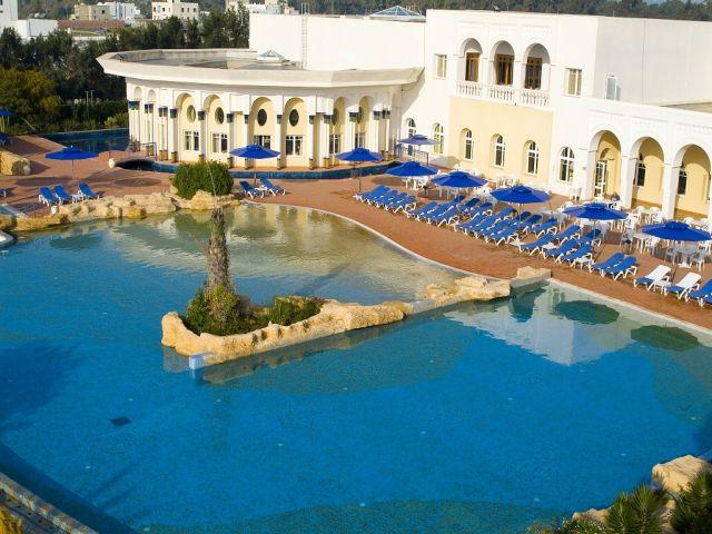 Belisaire and Thalasso Hotel