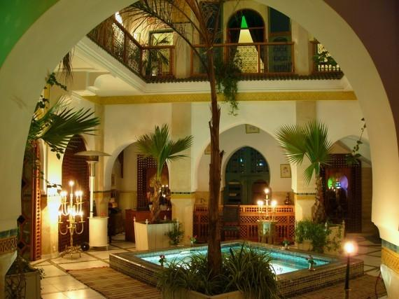 Riad Moucharabieh Hotel