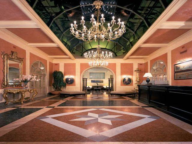 Centrale palace hotel palermo sicily italy book for Design hotel palermo