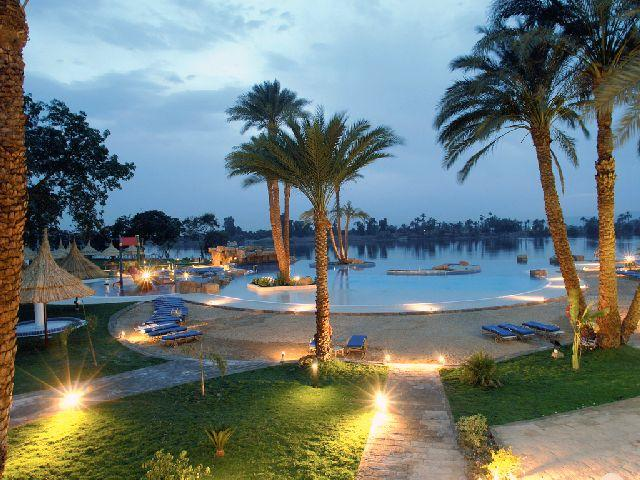 Maritim Jolie Ville Luxor Island Resort