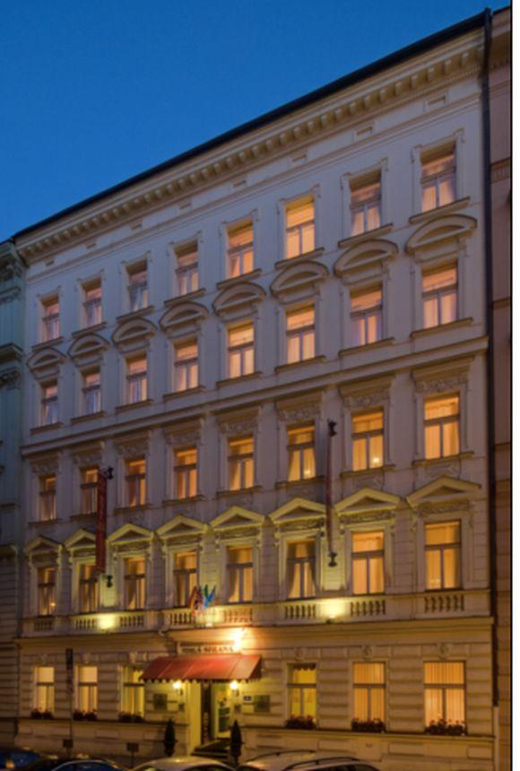 residence mala strana hotel prague czech republic book