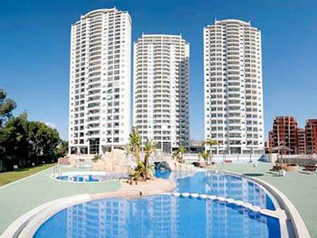 Luxmar Apartments Benidorm