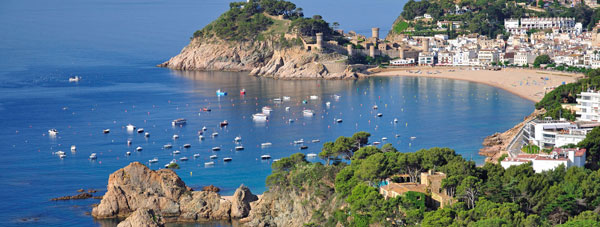 View Costa Brava for your next holiday