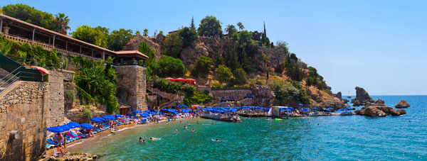 View Antalya Region for your next holiday