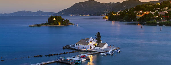 View Corfu for your next holiday