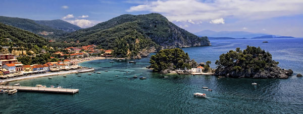 View Parga for your next holiday