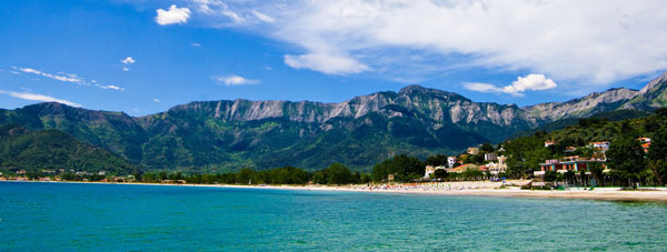 View Thassos Island for your next holiday