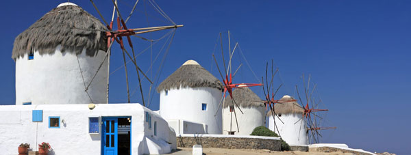 View Mykonos for your next holiday