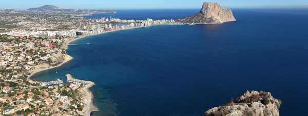 View Costa Blanca for your next holiday