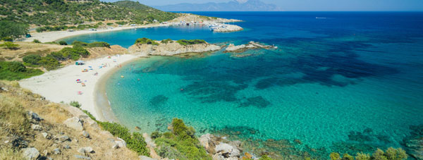 View Halkidiki for your next holiday