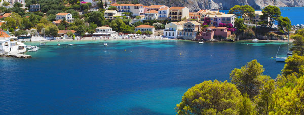 View Kefalonia for your next holiday