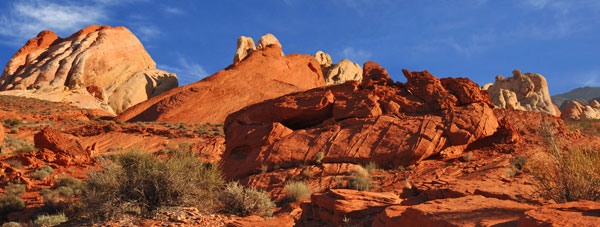 View Nevada for your next holiday