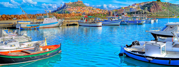 View Sardinia for your next holiday