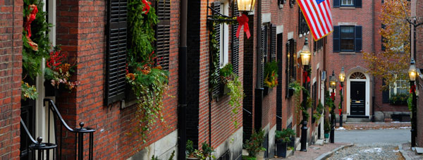 View Massachusetts for your next holiday