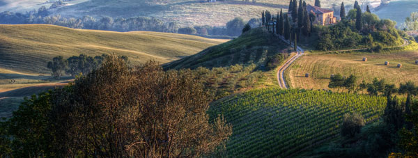 View Tuscany for your next holiday
