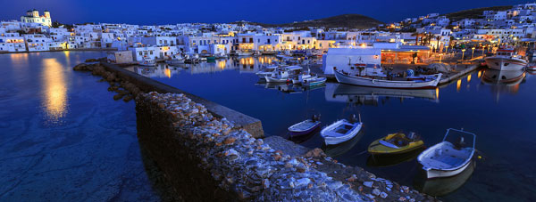 View Paros for your next holiday