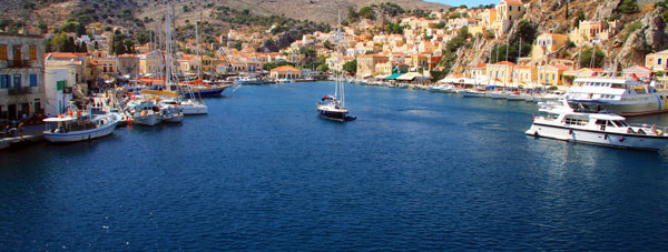 View Symi for your next holiday