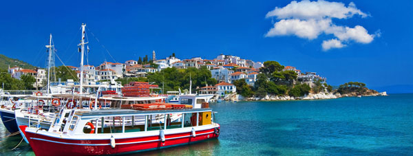 View Skopelos for your next holiday