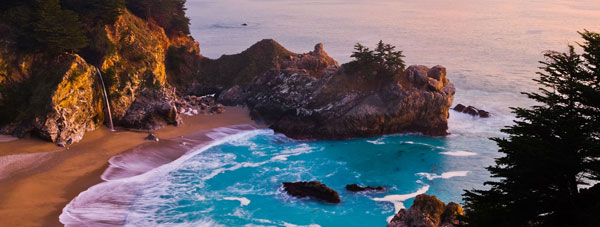 View California for your next holiday
