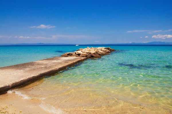 pefkohori hotels - halkidiki - greece