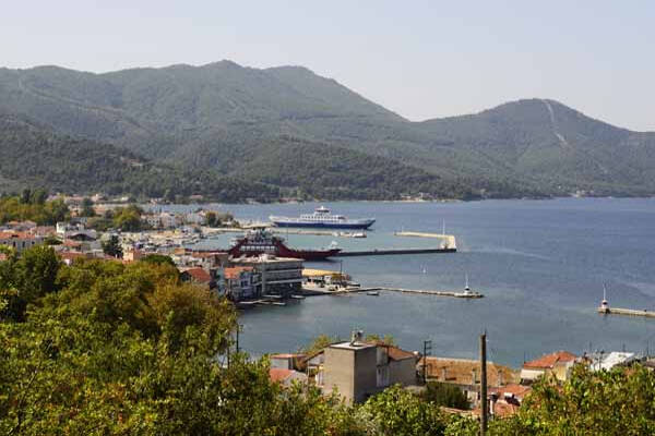 Thassos Town Hotels Thassos Island Greece Book Cheap