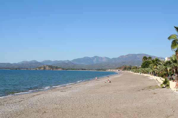 Photo of Calis Beach