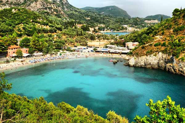Photo of Paleokastritsa