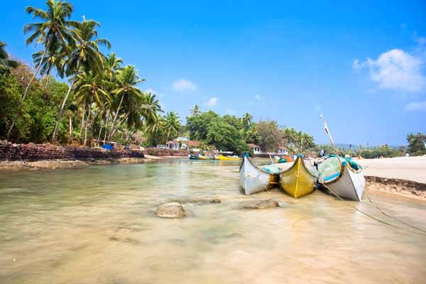 Baga Beach Resorts Cheap