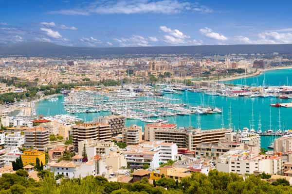 Photo of Palma de Majorca