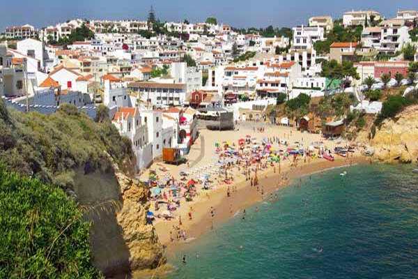 Carvoeiro Hotels Algarve Portugal Book Cheap