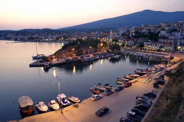 Limenaria Hotels Thassos Island Greece Book Cheap