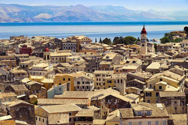 Photo of Corfu Town