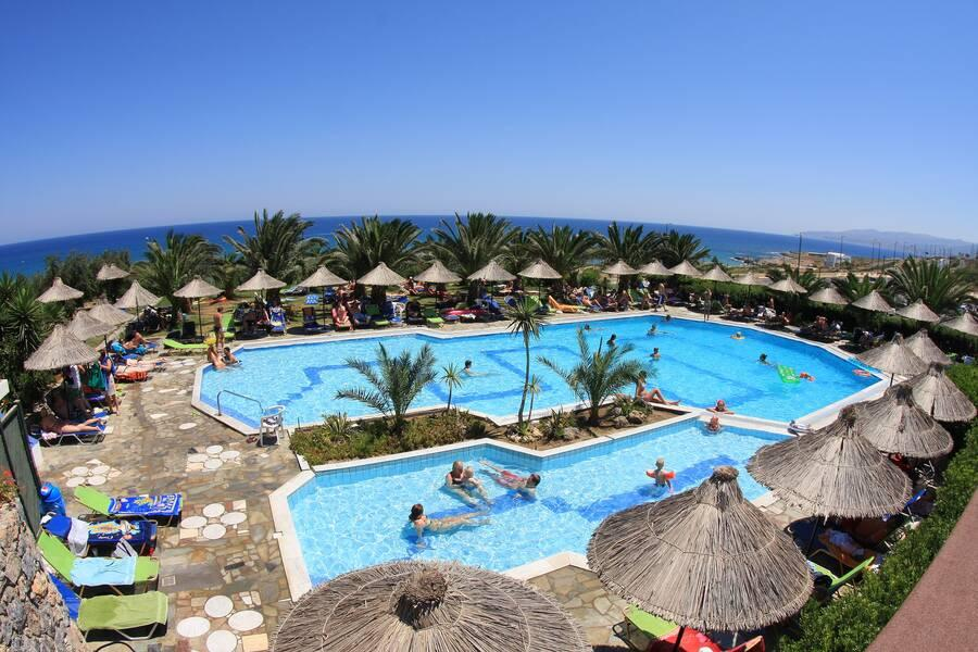 Holidays at Mediterraneo Hotel in Hersonissos, Crete