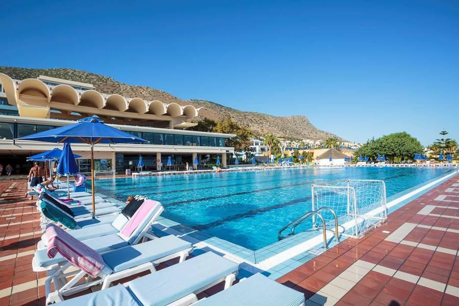 Holidays at Royal Belvedere Hotel in Hersonissos, Crete