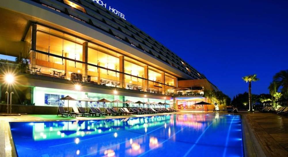 Holidays at Amathus Beach Hotel in Limassol, Cyprus