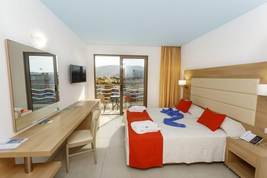 Blue Horizon Hotel, Ialissos, Rhodes, Greece. Book Blue ...