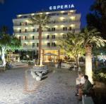 Holidays at Esperia Hotel in Rhodes Town, Rhodes