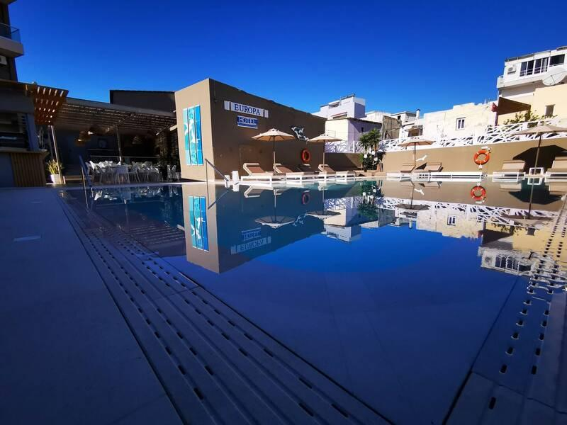 Holidays at Europa Hotel in Rhodes Town, Rhodes