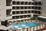 Holidays at Lomeniz Hotel in Rhodes Town, Rhodes