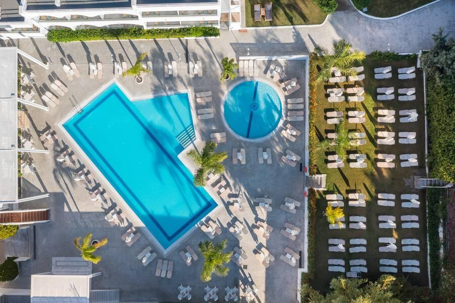 Holidays at Solemar Hotel & Apartments in Ixia, Rhodes