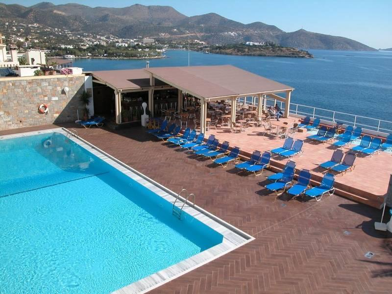 Holidays at Hermes Hotel in Aghios Nikolaos, Crete