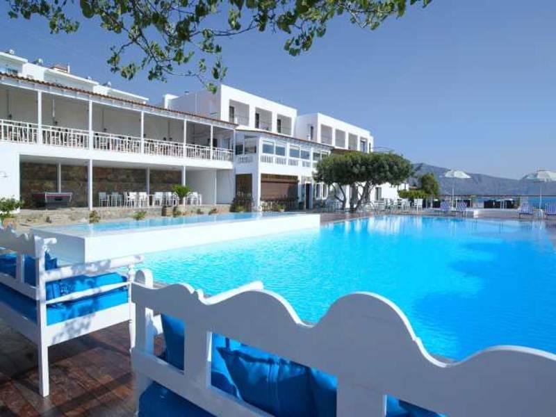 Holidays at Elounda Ilion Hotel in Elounda, Crete