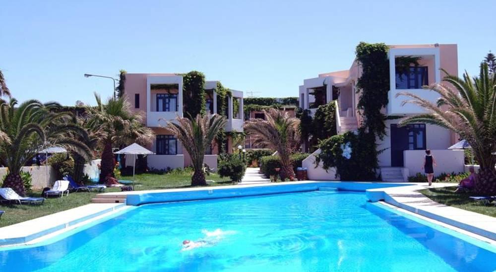 Holidays at Eva Bay Beach Hotel in Adelianos Kampos, Rethymnon