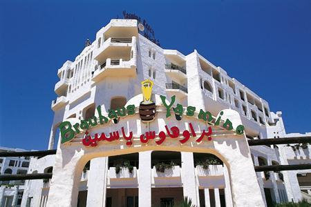 Holidays at Yasmine Beach Hotel in Hammamet Yasmine, Tunisia