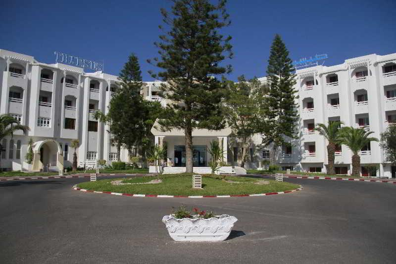 Holidays at Thapsus Hotel Club in Mahdia, Tunisia