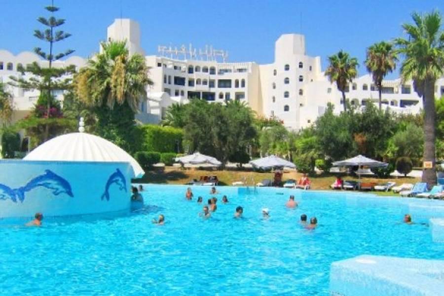 Holidays at Hannibal Palace Hotel in Port el Kantaoui, Tunisia