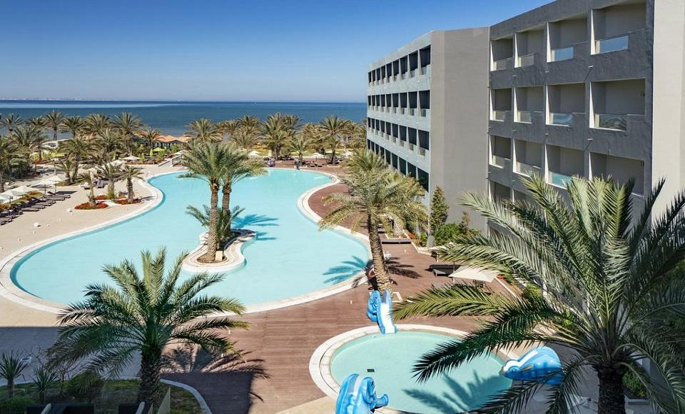 Holidays at Sentido Rosa Beach Hotel in Skanes, Tunisia