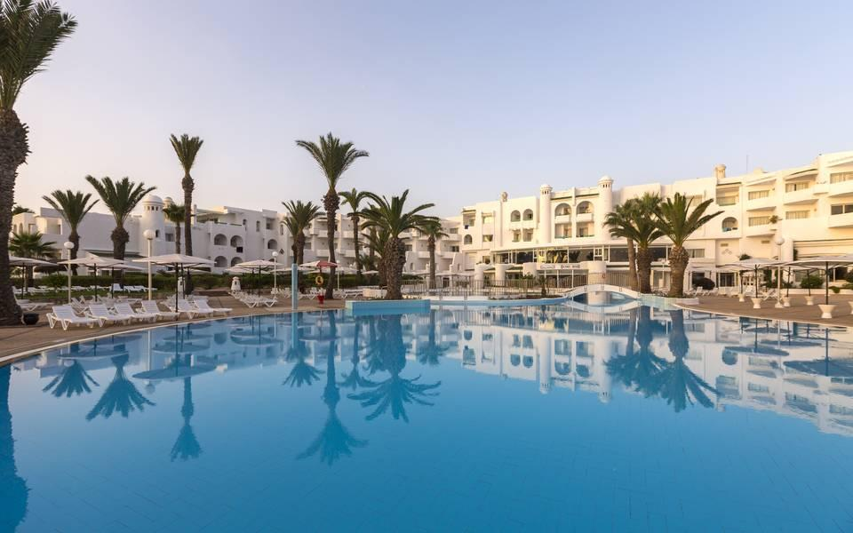 Holidays at El Mouradi Skanes Hotel in Skanes, Tunisia