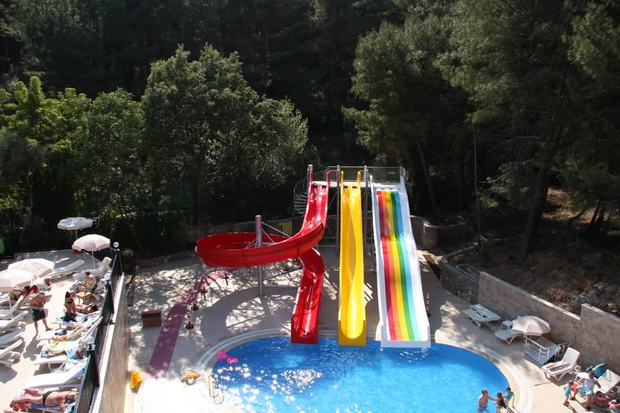 Pine Valley Hotel, Hisaronu, Dalaman Region, Turkey. Book ...