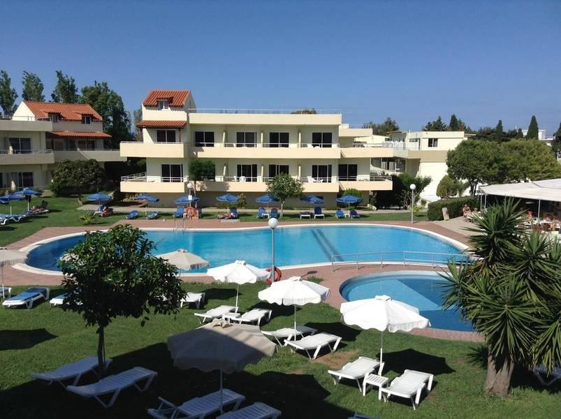 Holidays at Princess Flora Hotel in Kalithea, Rhodes